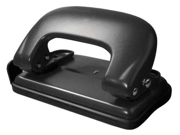 Děrovačka TETIS GD008-AV, kovová černá