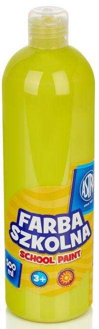 Citrónová temperová barva Astra 500 ml