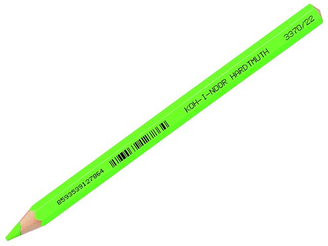 Pastelka KOH-I-NOOR, Omega JUMBO (3370) hráškově zelená