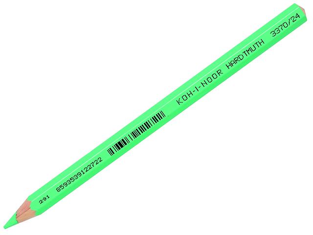 Pastelka KOH-I-NOOR, Omega JUMBO (3370) zelená