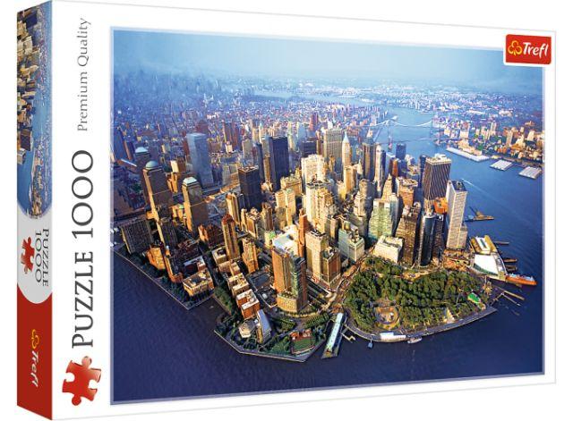 Puzzle 1000 dílků - New York