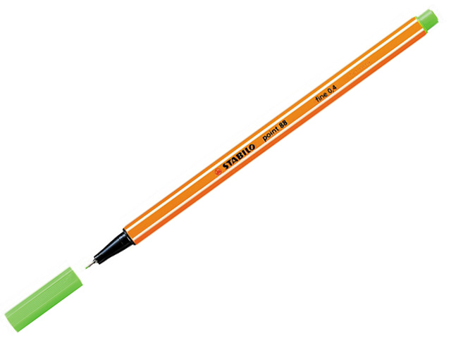 Liner STABILO Point 88/43 - světle zelený