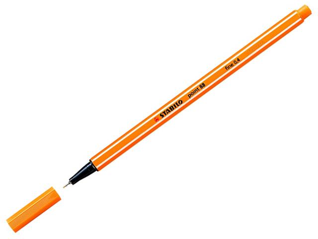 Liner STABILO Point 88/54 - oranžový