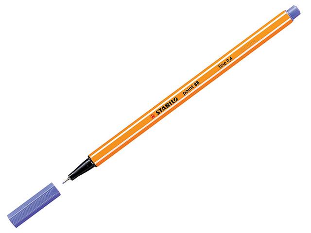Liner STABILO Point 88/59 - světle fialový