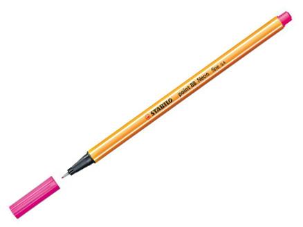 Liner STABILO Point 88/56 - neon růžový