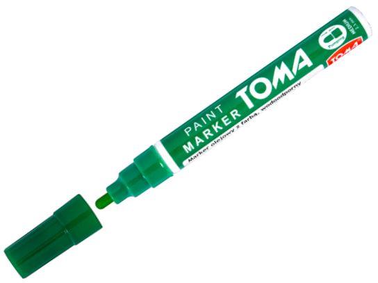 Olejový popisovač Toma - zelený