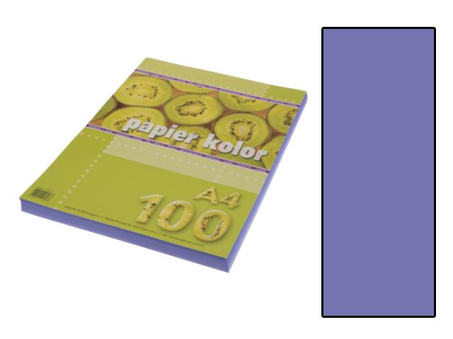 Xerox papír A4 fialový, 100 kusů