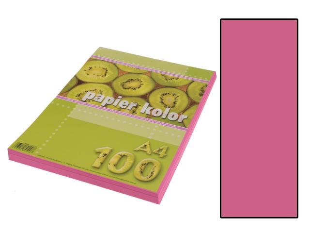 Xerox papír A4 růžový, 100 kusů