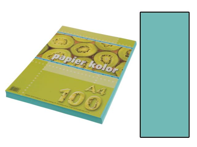 Xerox papír A4 pastelově zelený, 100 kusů