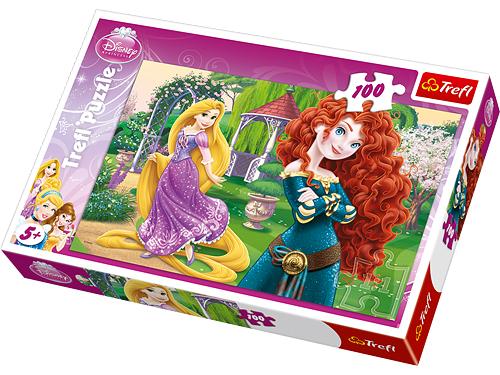 Puzzle 100 TREFL - Princess
