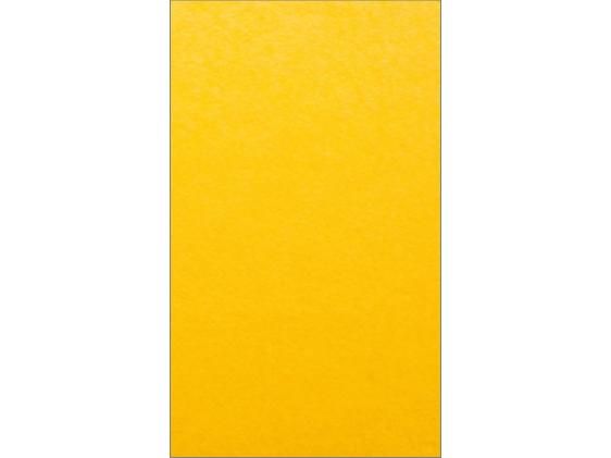 Vizitkový papír W39 20 listů, vzor elegantní žlutá, hladký