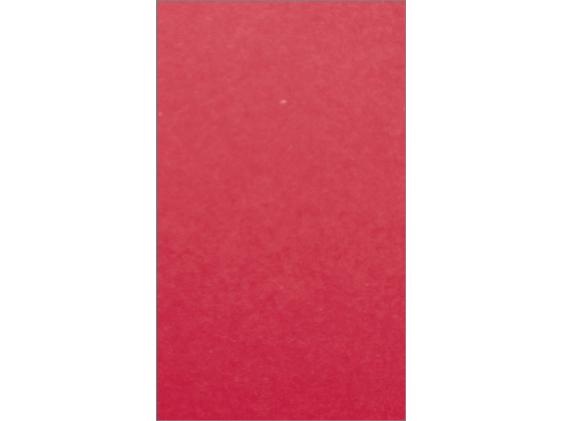 Vizitkový papír W54 20 listů, hladký červený