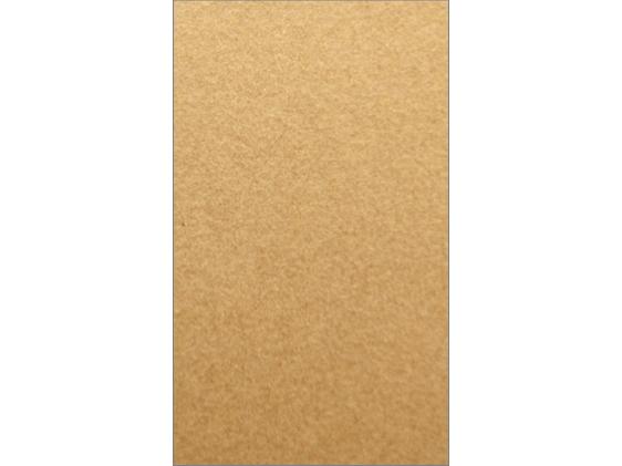 Vizitkový papír W74 10 listů, žlutý kov, hladký
