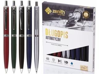 D³ugopis automatyczny ZENITH 60 - box 10 sztuk, mix kolorów