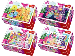 Puzzle   54 mini TREFL My Little Pony (54128)
