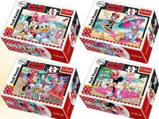Puzzle   54 mini TREFL Minnie