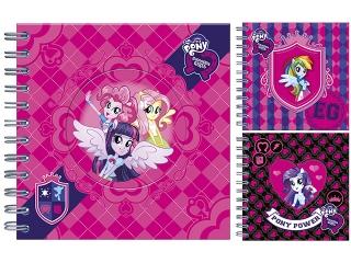 Pamiêtnik spiralny DERFORM Equestria Girls (PSEG)
