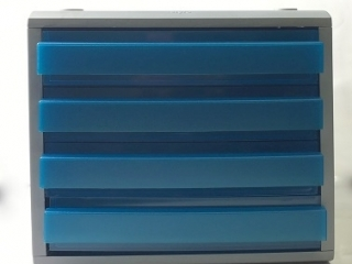 Szuflada niebieska Box 4