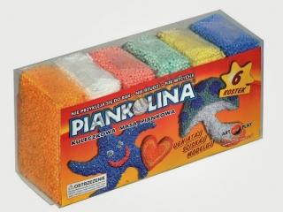 Piankolina ART&PLAY 6 kolorów - standard