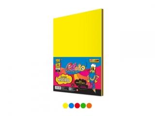 Papier ksero kolorowy A4 100k. PASTELLO 80g mix 5 kolorów