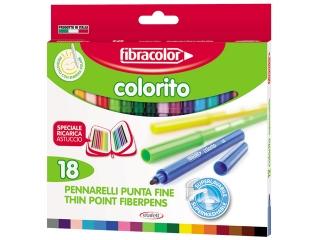 Pisaki Colorito x 18 w pud.