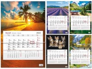 Kalendarz jednodzielny SAPT 2022