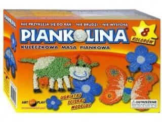 Piankolina ART&PLAY 8 kolorów - standard