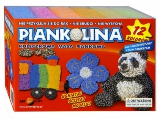 Piankolina ART&PLAY 12 kolorów