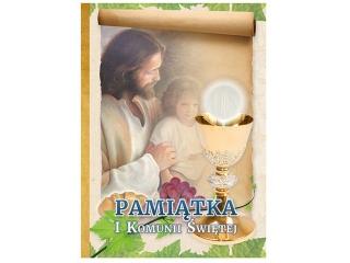 Pami±tka I Komunii ¦wiêtej - Pan Jezus