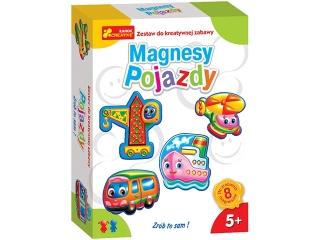 Magnesy RANOK Pojazdy