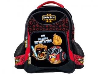 """Plecak 38cm (15"""") ST.MAJEWSKI Angry Birds Star Wars II"""
