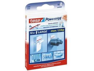 Plastry samoprzylepne TESA Powerstrips 10szt.