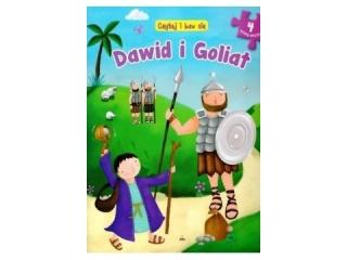 Ksi±¿eczka czytaj i baw siê - Dawid i Goliat
