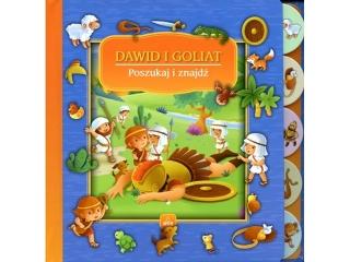 Ksi±¿eczka Poszukaj i znajd¼ - Dawid i Goliat