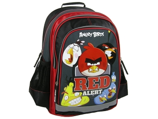 "Plecak 38cm (15"") DERFORM Angry Birds 11"