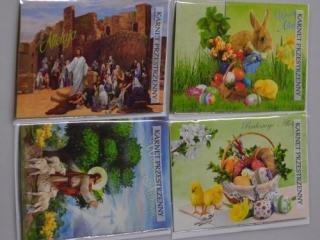 Kartki PANOR du¿y przestrzenny Wielkanoc
