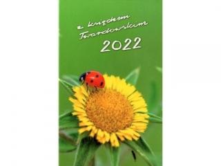 Kalendarz ksi±¿kowy DIEC z ks.Tward biedronka 2022