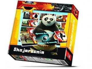 Gra JAWA Skojarzenia - Kung Fu Panda