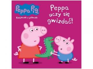 Ksi±¿eczka MSZ ¦winka Peppa- ma³a - Peppa uczy siê gwizdaæ!