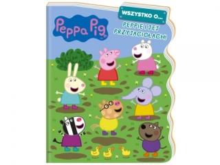 Ksi±¿eczka MSZ ¦winka Peppa - Wszystko o Peppie