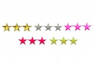 Aplikacja AN WZ 98 Gwiazdki Brokat