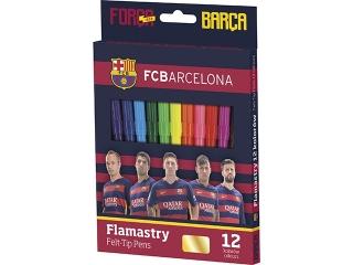 Flamastry ASTRA FC Barcelona, 12 kolorów