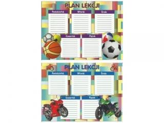 Plan lekcji POLSYR A5 25ark. - motory/sport