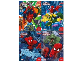 Wk³ady do segregatora A6 8k. BENIAMIN Spider-Man 305