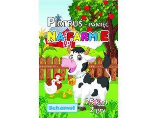 KARTY PIOTRUS+PAMIEC 1695 NA FARMIE