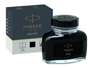 Atrament w butelce PARKER 57ml - czarny
