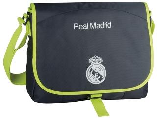 Torba na ramiê ASTRA RM- 61 Real Madrid 2 Lime