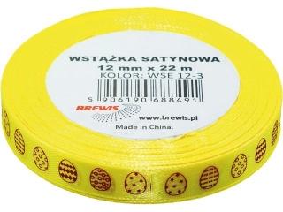 Wst±¿ka satynowa 12mm WSE12-3