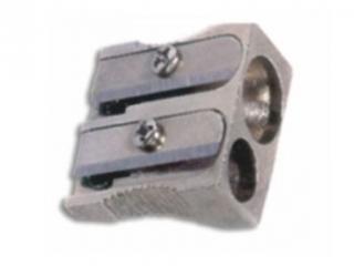 Temperówka metalowa MF1406 PODWÓJNA