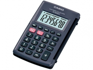 Kalkulator CASIO kieszonkowy HL-820LV BK